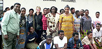 Dian Fossey Center Knitters